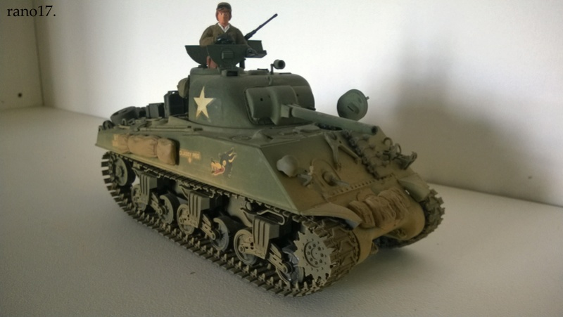 Ma ptite collection US WWII  1/35 Sherma10