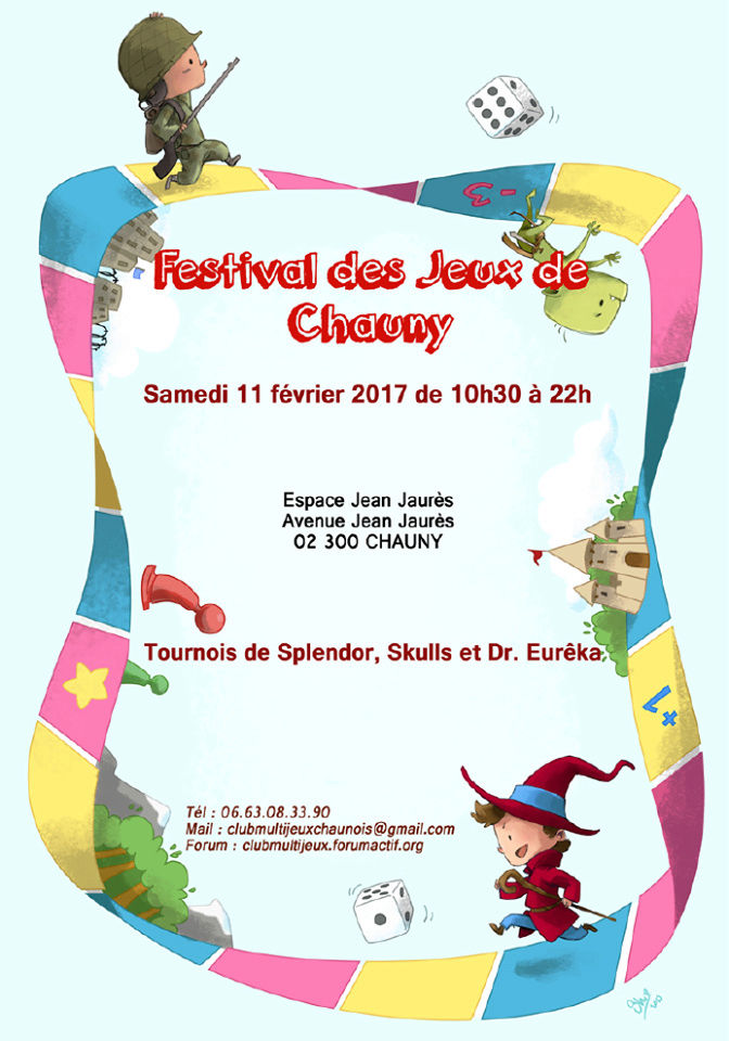 Festival des jeux de Chauny (02) 11/02/17 15622210