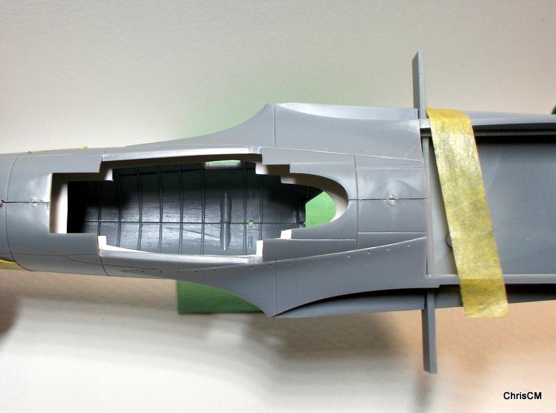 "[Hasegawa] Heinkel He 111 H6 ""TORPEDO BOMBER""  - Page 2 Dscn0614"