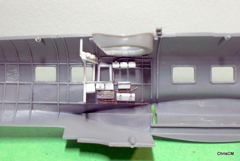 "[Hasegawa] Heinkel He 111 H6 ""TORPEDO BOMBER""  - Page 2 Dscn0629"