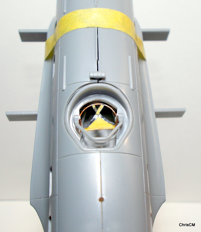 "[Hasegawa] Heinkel He 111 H6 ""TORPEDO BOMBER""  - Page 2 Dscn0640"