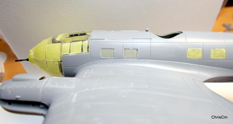 "[Hasegawa] Heinkel He 111 H6 ""TORPEDO BOMBER""  - Page 3 Dscn0724"