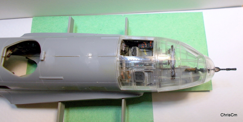 "[Hasegawa] Heinkel He 111 H6 ""TORPEDO BOMBER""  - Page 3 Dscn0725"