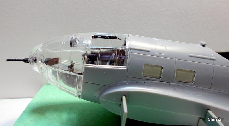 "[Hasegawa] Heinkel He 111 H6 ""TORPEDO BOMBER""  - Page 3 Dscn0730"