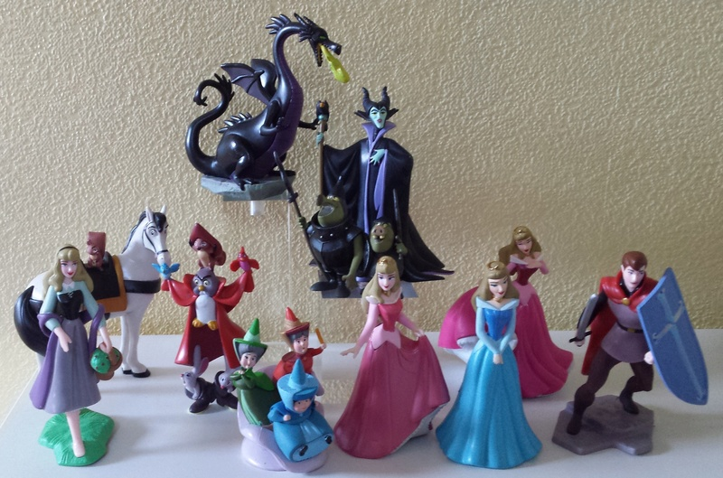 collection figurine playset  20161131