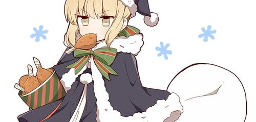 FATE CHRISTMAS/DISASTER Nowel10