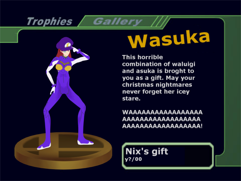 Community Event: Secret Crusader Wasuka10
