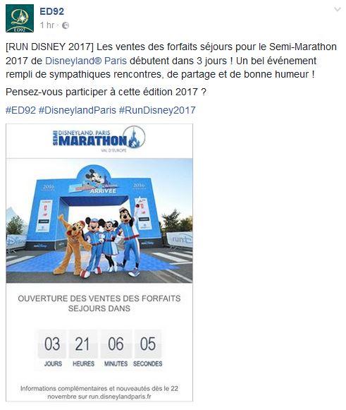 [Événement] Disneyland Paris Magic Run Weekend 2017  (du 21 au 24 septembre) Ed9210