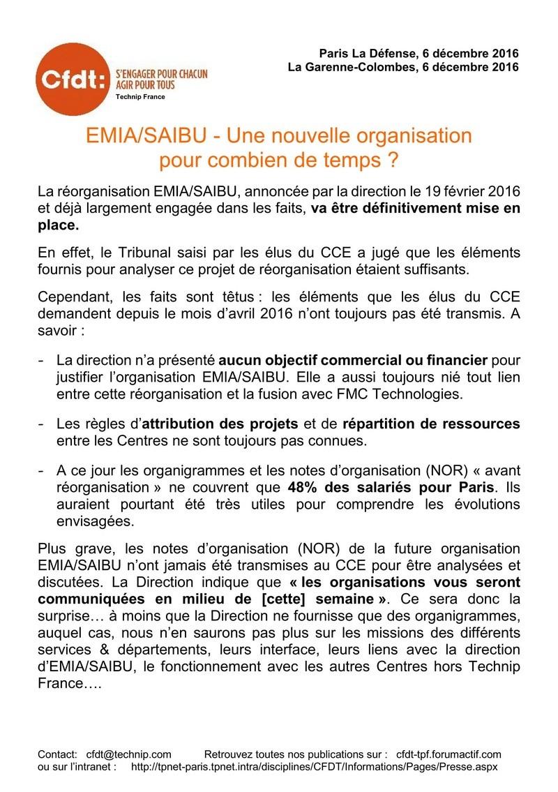 (2016-12-06) - EMIA/SAIBU - UNE NOUVELLE ORGANISATION POUR COMBIEN DE TEMPS ?  Tract_15