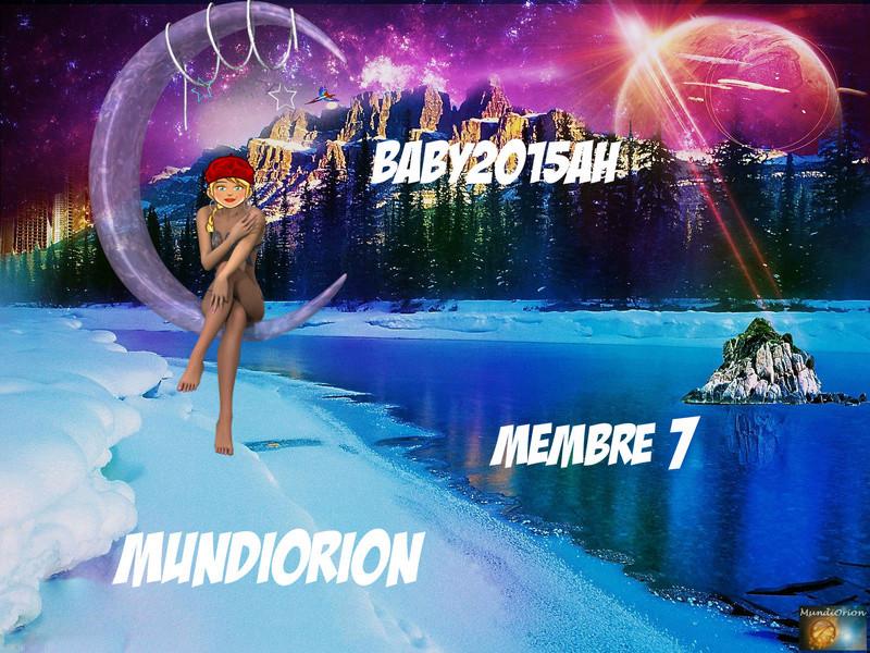 Alicirac, Tchouk25, Baby2015ah chantilly83 carmeadaniela Baby2010