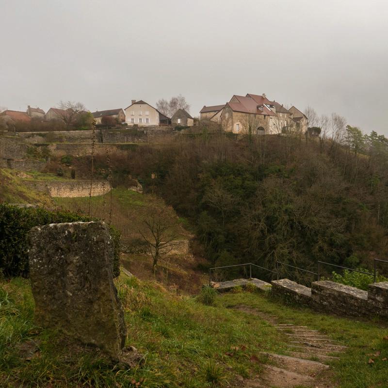 Jura,Château-Chalon 26122015