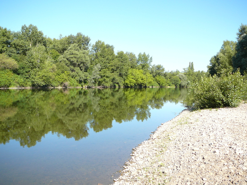 camping sympa a côté de Vichy Allier10