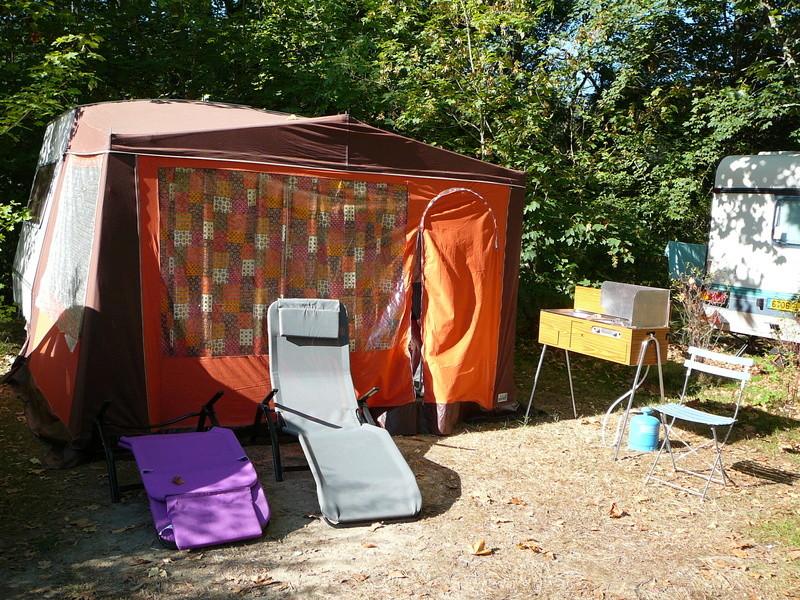 camping sympa a côté de Vichy Rapido10