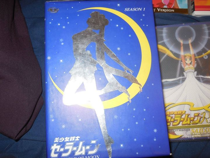 I am selling out of print sailor moon adv season one uncut box set sailor moon r bootleg sailor moon sailor stars bootleg 12697110