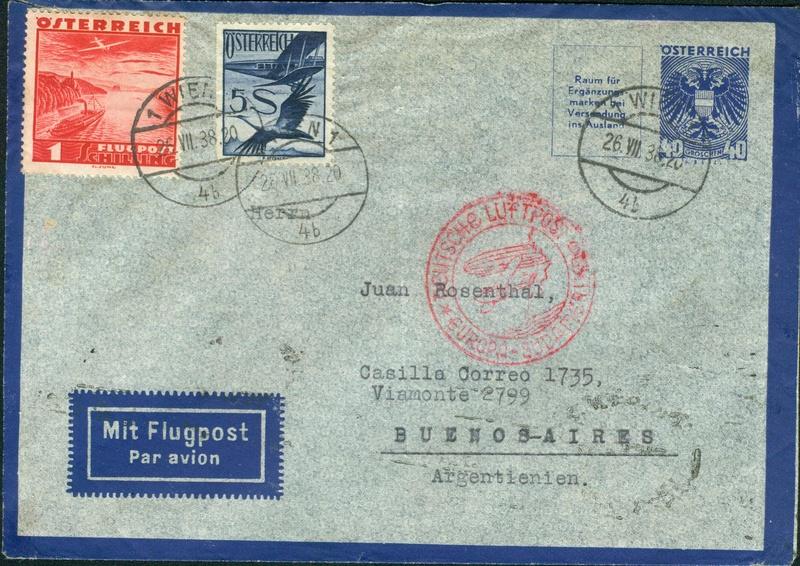 Österreich im III. Reich (Ostmark) Belege - Seite 9 Lupo110