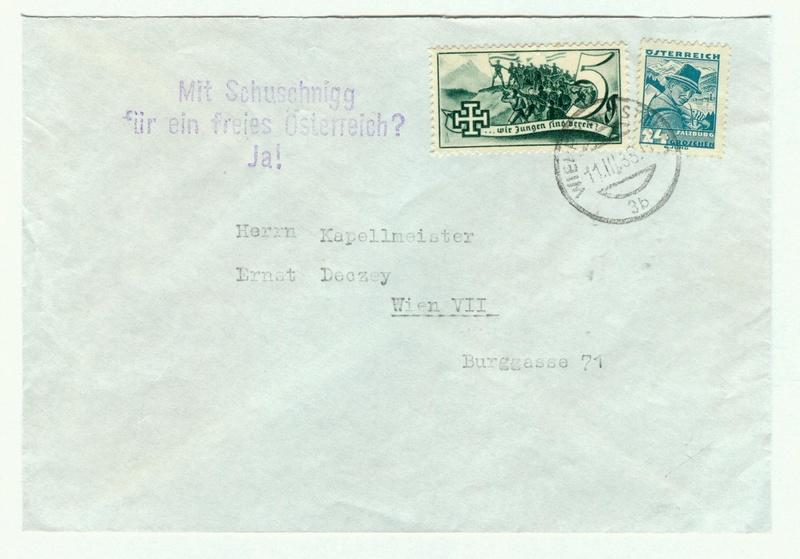 Österreich im III. Reich (Ostmark) Belege - Seite 9 Schusc12