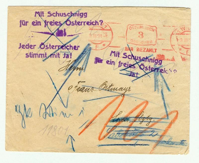 Österreich im III. Reich (Ostmark) Belege - Seite 9 Schusc14