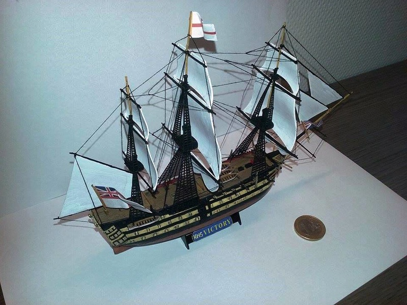 HMS Victory 1/450 REVELL 16650511