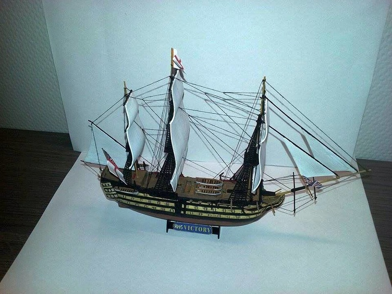 HMS Victory 1/450 REVELL 16651711