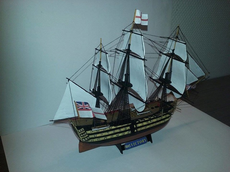 HMS Victory 1/450 REVELL 16652811