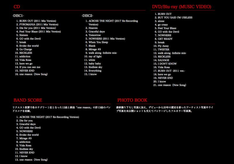 J - Album 20Th Anniversary Captur10