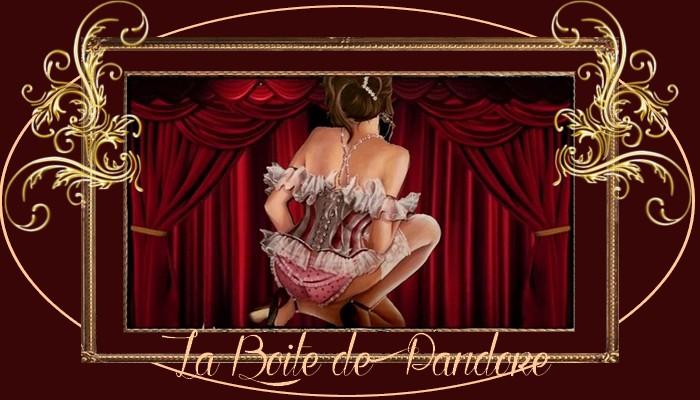BOITE DE PANDORE
