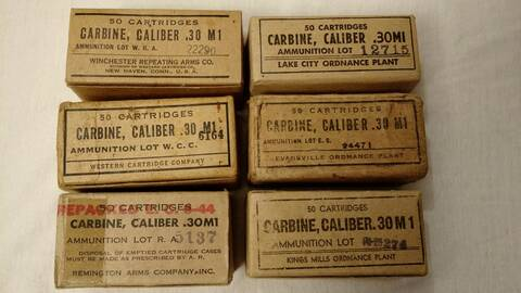 rencontres Winchester munitions boîtes