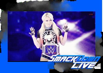 Smackdown Live #01 ▬ L'Éveil de la branche Bleu.  18-yea10