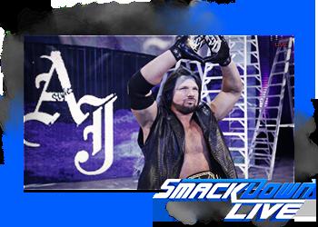 Smackdown Live #01 ▬ L'Éveil de la branche Bleu.  6a00d811