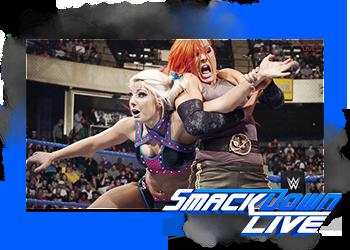 Smackdown Live #01 ▬ L'Éveil de la branche Bleu.  86bj10