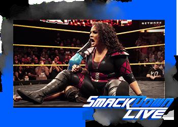 Smackdown Live #01 ▬ L'Éveil de la branche Bleu.  9aa80016