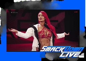 Smackdown Live #01 ▬ L'Éveil de la branche Bleu.  _rende10
