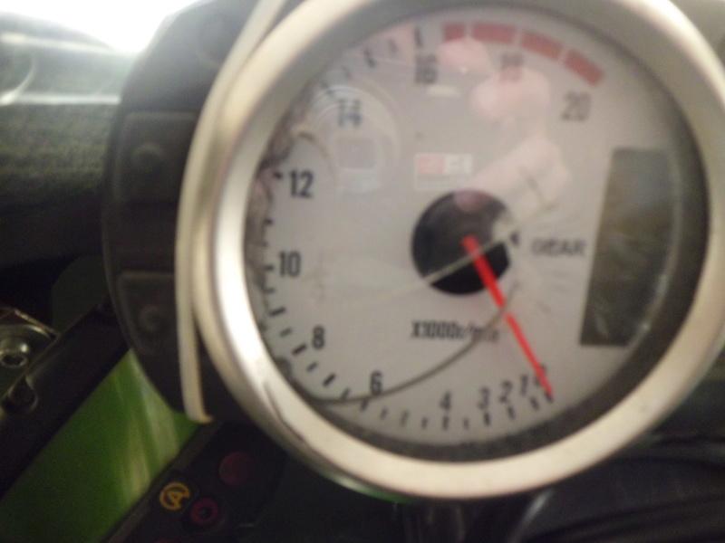 Ma nouvelle pistard : zx6r 2007 Cimg1310