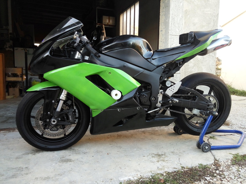 Ma nouvelle pistard : zx6r 2007 Img_2010