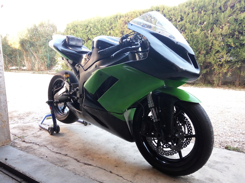 Ma nouvelle pistard : zx6r 2007 Img_2013