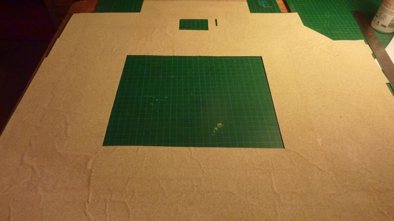 Diorama PALAIS DE JABBA - Page 2 Sand_f10