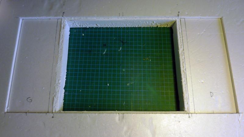 Diorama PALAIS DE JABBA Step110