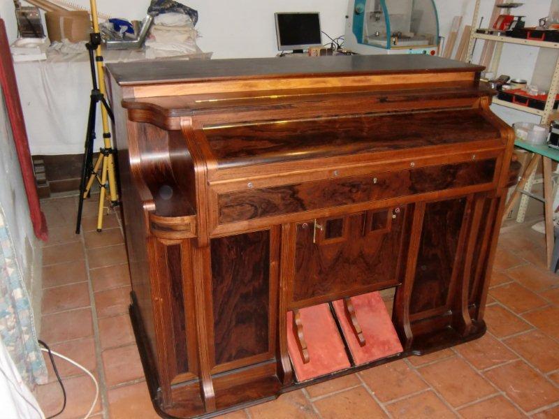 Nouvelle acquisition : harmonium d'art Mustel - Page 4 Cimg4010