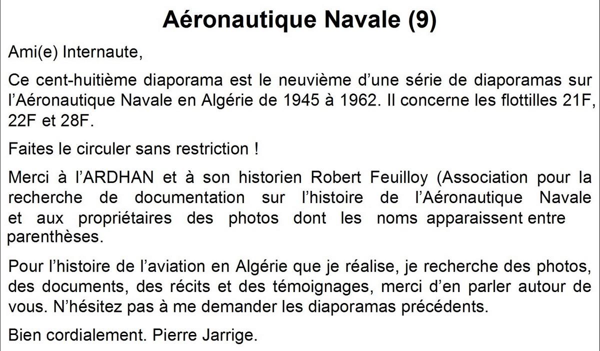 [LES B.A.N.] LARTIGUE (ALGÉRIE) - Page 10 Aero10