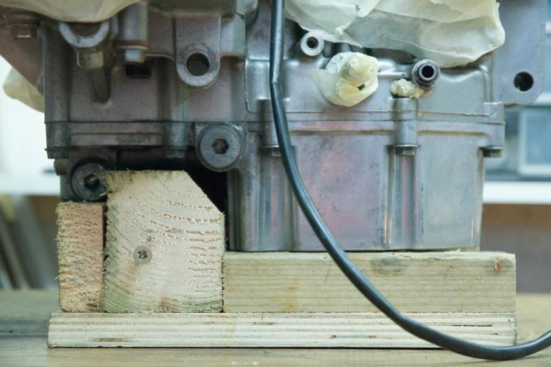 Suzuki Bandit n600 REbuild Progress.  Dsc_0022