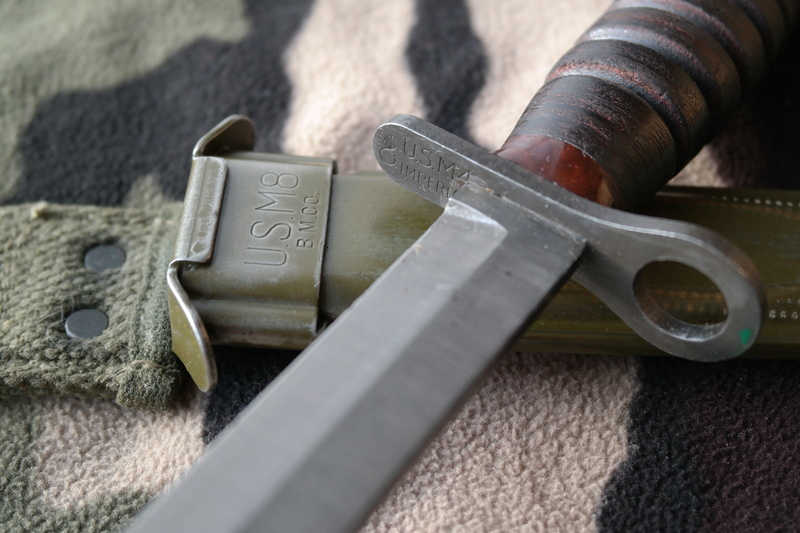 Le poignard-baïonnette USM4 - Page 9 Sam_7710