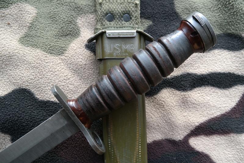Le poignard-baïonnette USM4 - Page 9 Sam_7711