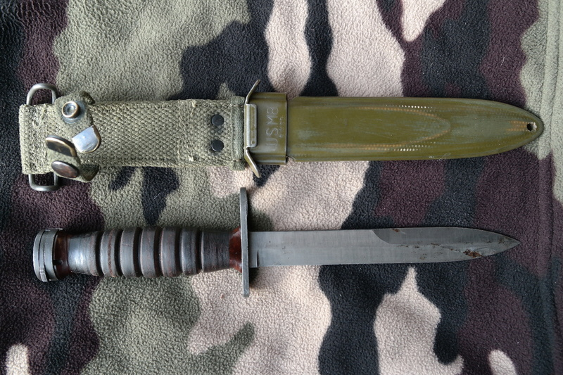 Le poignard-baïonnette USM4 - Page 9 Sam_7712