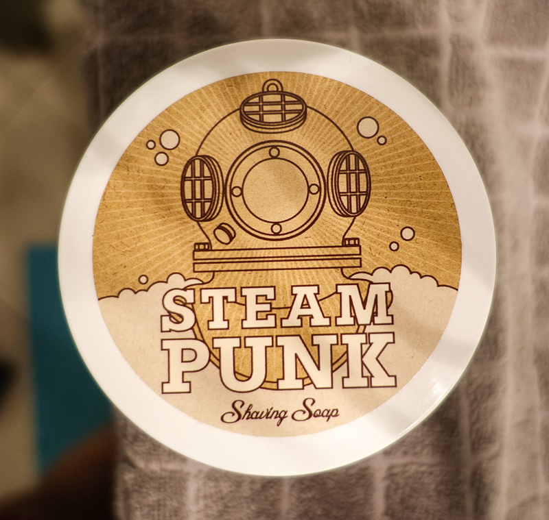"Crème à Raser ""Steampunk"" - Tabula Rasa Logo10"