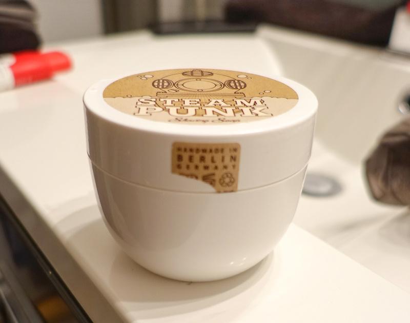 "Crème à Raser ""Steampunk"" - Tabula Rasa Pot_210"