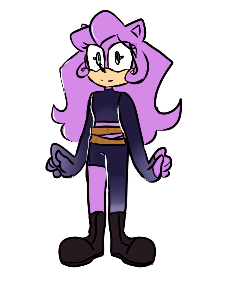 Ruby the hedgehog Bio Scream10