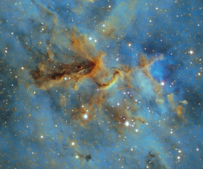 IC1805 - Le Coeur en SHO Ic180510