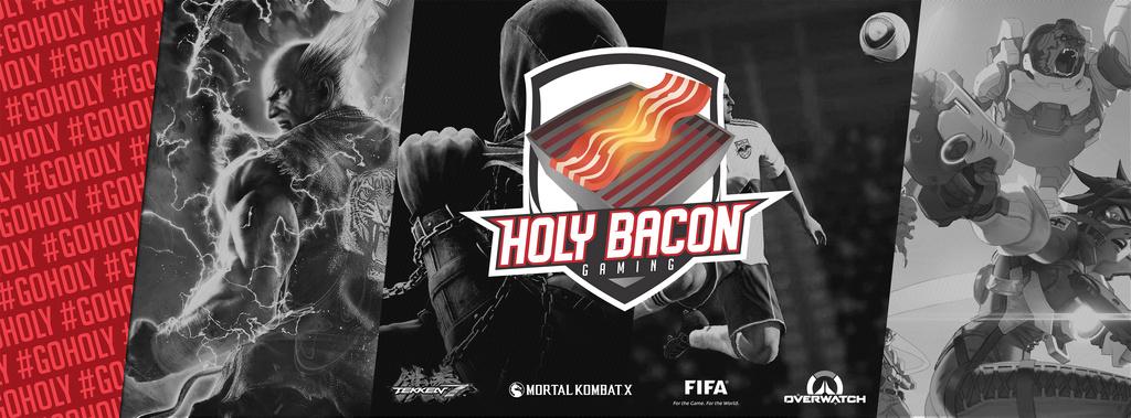 Holy Bacon Gaming - Equipe de e-Sport