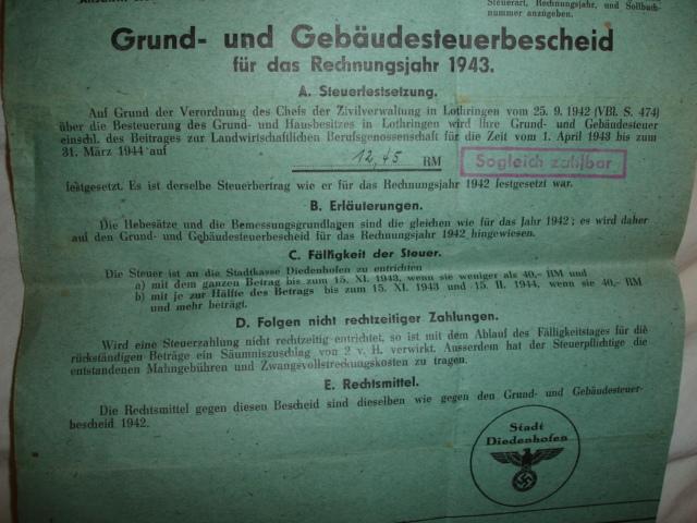 document allemand à identifier Dsc07716