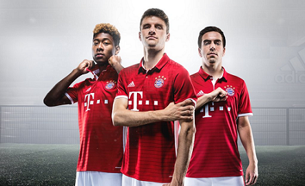 Official Website of FC Bayern Munich Bayern11